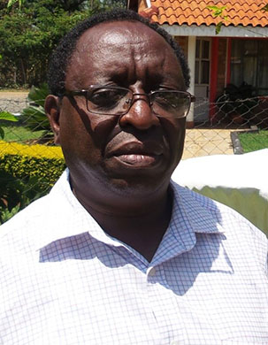 Rev Stephen Ndung'u